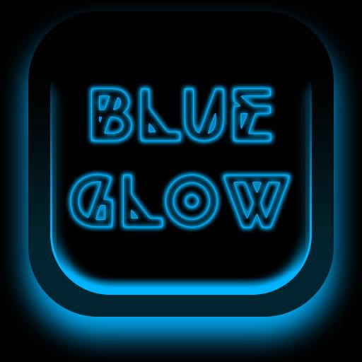 藍色夜光鍵盤 個人化 App LOGO-APP試玩