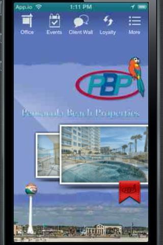 PBP Pensacola Beach Rentals