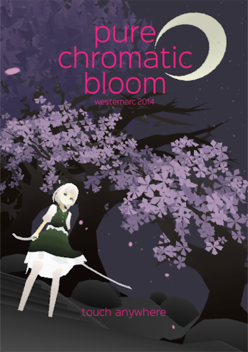 【免費街機App】Pure Chromatic Bloom-APP點子