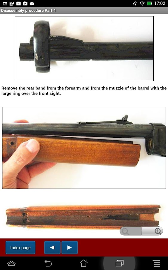 Winchester Model 94 explained- screenshot