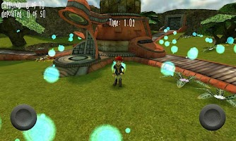 Screenshot of Penelope 3D Game Sample FREE