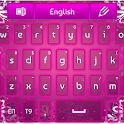 GO Keyboard Purple Glow icon