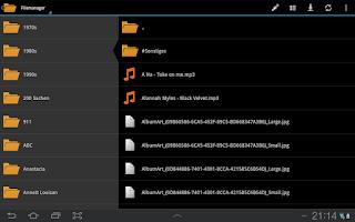 Screenshot of FooMote - Foobar Remote LITE