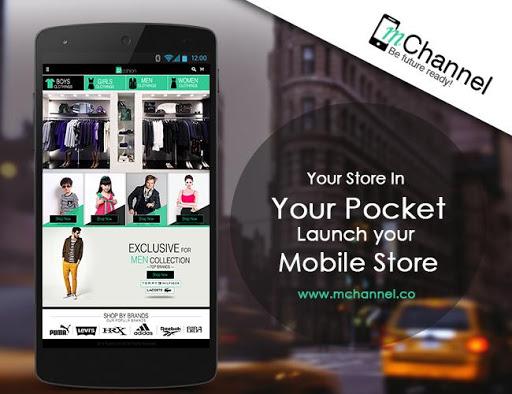 Fashion For All Demo App