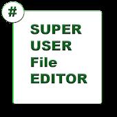 Super user file Editor