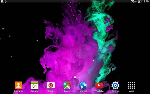 Smoke G3 Live Wallpaper v1.0.8