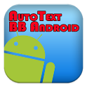 Autotext BB Android icon