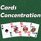 Concentração cartões icon