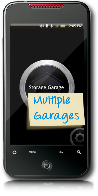 GarageMate, Garage Door Opener - screenshot