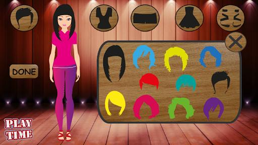 Clothing Game