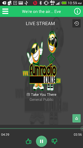 KFUN FunRadioOnline.com