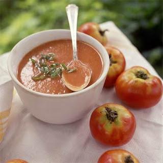 Melanie's Garden-Tomato Soup