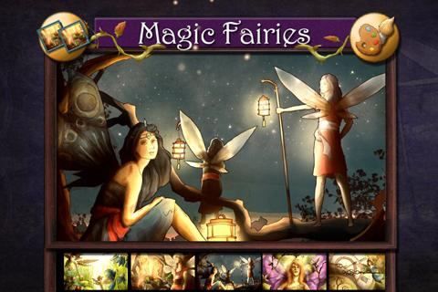 Magic Fairies - Children games