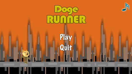 Doge Runner: Line Runner
