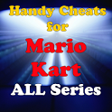 Mario Kart all series Cheats icon