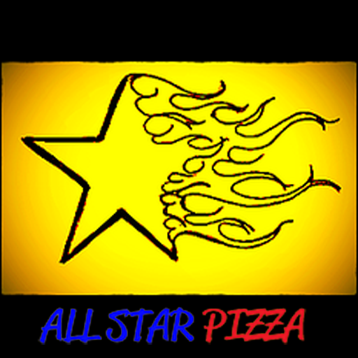 All Star Pizza LOGO-APP點子