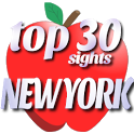 New York Top 30 Sights icon