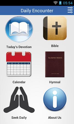 Baptist Daily devotional