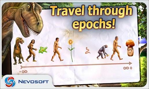 Mushroom Age: time adventure.- screenshot thumbnail