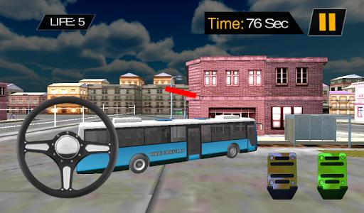 【免費模擬App】Bus Driver 3D Simulator 2015-APP點子