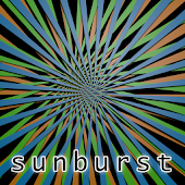 Sunburst Live Wallpaper