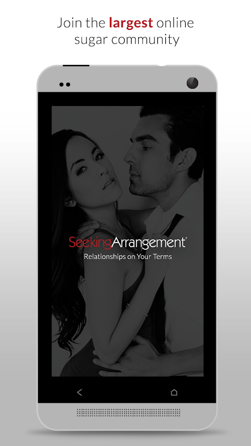 Seeking Arrangement- screenshot
