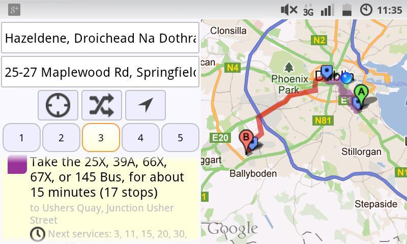 Hit The Road - Dublin- screenshot