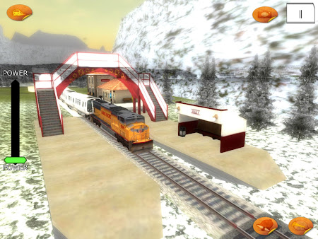 Train Driver - Simulator 6 screenshot 99354