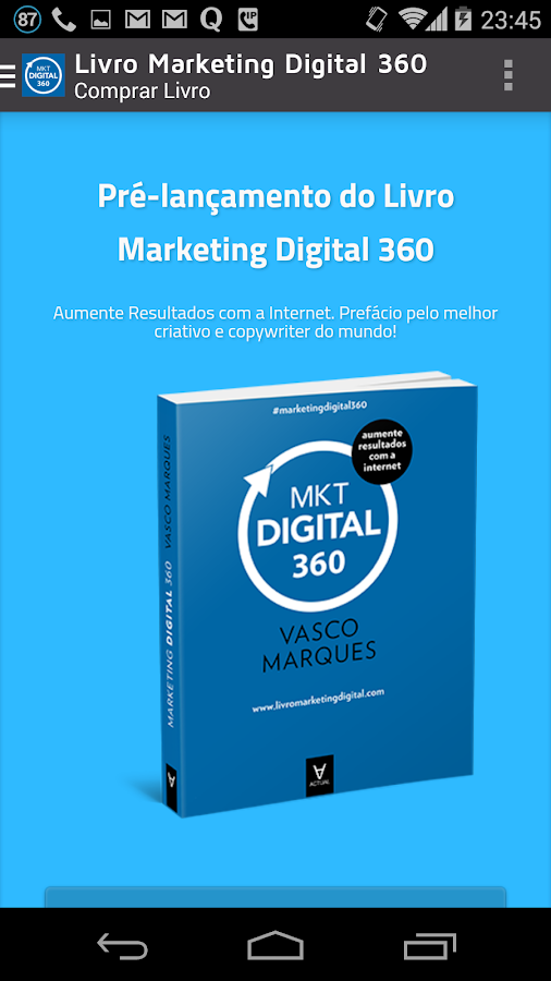 Livro Marketing Digital 360- screenshot