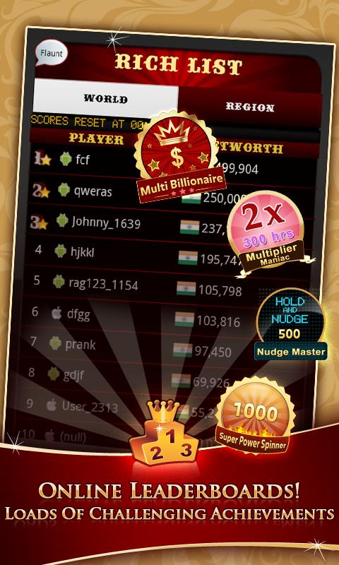 Slot Machine - FREE Casino screenshot #4