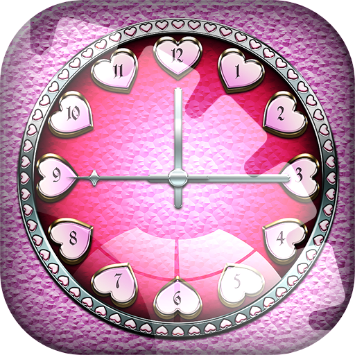 时钟动态壁纸应用程序 個人化 LOGO-阿達玩APP