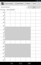 Project Schedule Screenshot 15