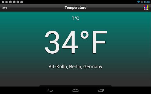 Temperature Free Screenshot 25