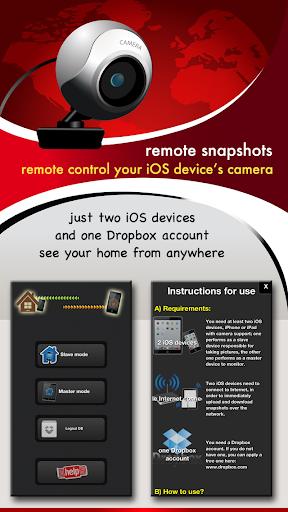【遠端快照】遙控您的手機拍照 支援靜音拍攝及相機畫面隱藏