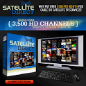 Satellite PC TV icon