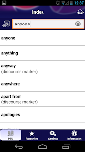 Practical English Usage screenshot