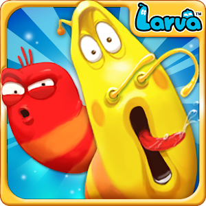 A geeky Larva Heroes Game will surprise at the world like Larva Animation APK Icon