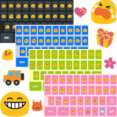 Emoji Color Keyboard -Emoticon