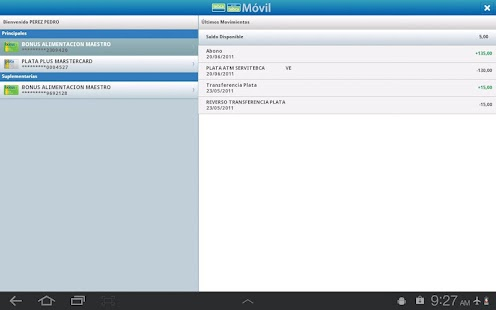 Acceso Móvil Tablets- screenshot thumbnail
