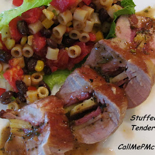 Stuffed Pork Tenderloin / Call Me PMc