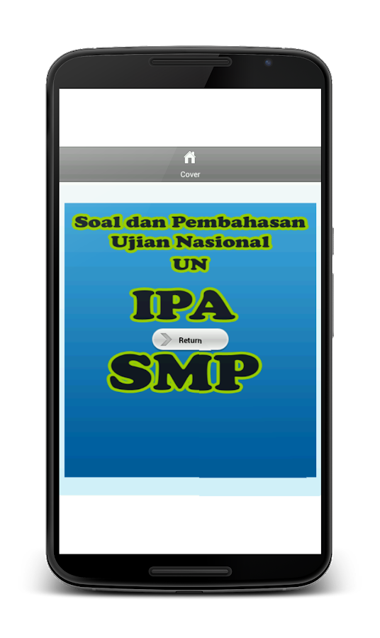 Soal Un Smp Ipa Lengkap Android Apps On Google Play