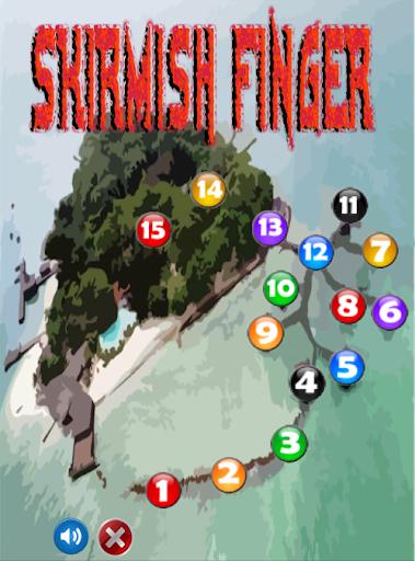 Skirmish Finger