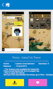 KakaoTalk Theme Shop screenshot 4
