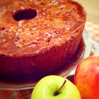 Pam's Apple Cake