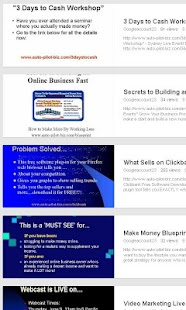 Ways to Make Money - screenshot thumbnail