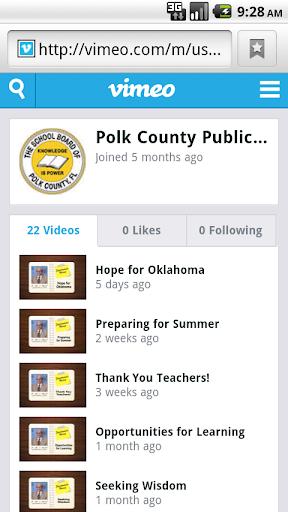 【免費教育App】Polk Schools-APP點子