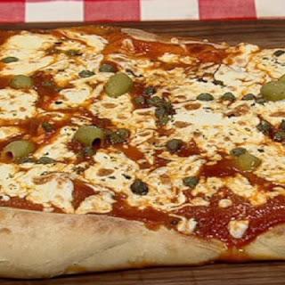 Mario Batali's Sicilian Pizza.