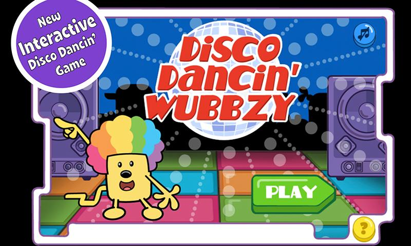 Disco Dancin' Wubbzy - screenshot