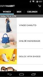 MYHABIT - Designer Brands Screenshot 1