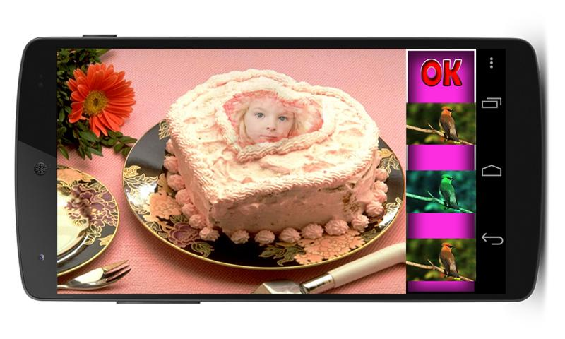 Cake Images With Photo Editing : Photo On Cake : Photo Editor - Android Apps on Google Play